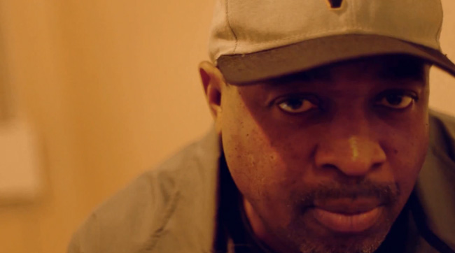 Chuck D of Public Enemy