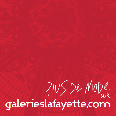 Galeries Lafayette: In-store HD displays