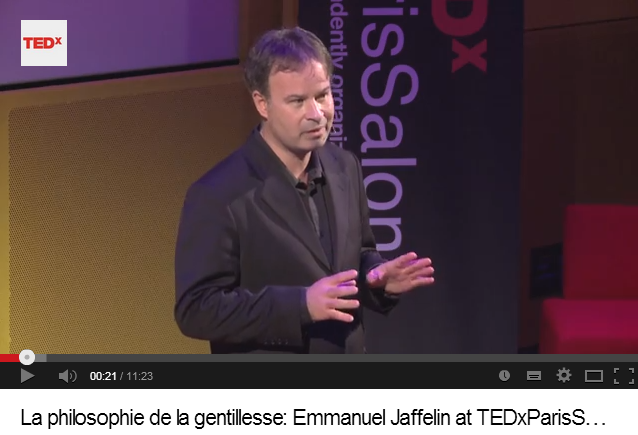 TEDx Paris live stream
