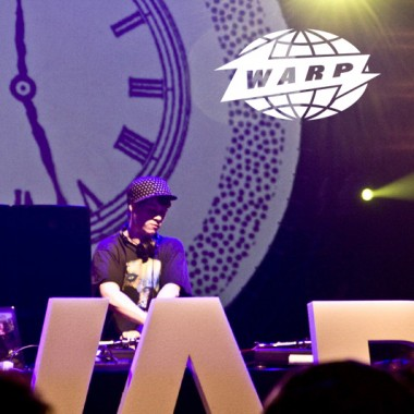 Warp Records 8020 Films video production live streaming tour visuals