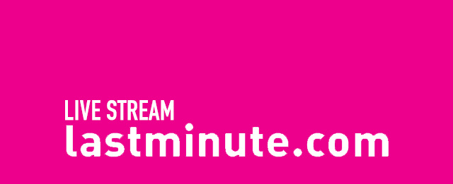 lastminute.com town hall live stream by 8020 Films